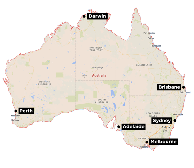 executive-step-living-in-australia-map
